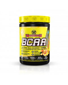 Mammoth Supplements Mammoth BCAA 40 Servings