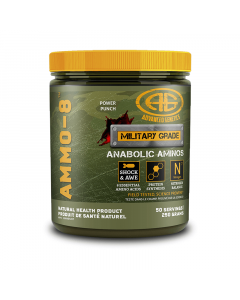 Advanced Genetics Ammo-8 50 Servings