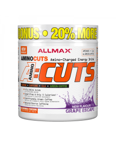 Allmax Nutrition A:Cuts Bonus Size 36 Servings