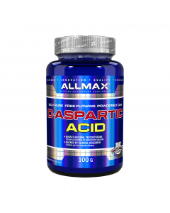 Allmax Nutrition D-Aspartic Acid 32 Servings