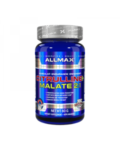 Allmax Nutrition Citrulline Malate 2:1 80g