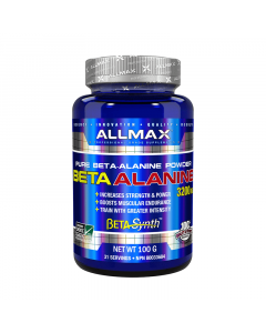 Allmax Nutrition Beta Alanine 100g