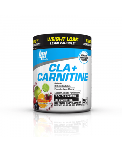 BPI Sports CLA + Carnitine 50 Servings