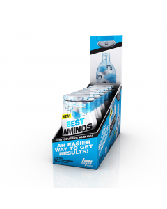 BPI Sports Liquid Water Enhancers Best Amino 60ml 6/Box
