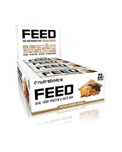 Nutrabolics Feed Bar 12 Bars Per Box