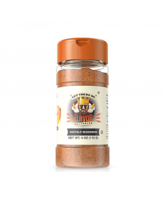 Flavor God Buffalo Seasoning
