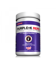 Fusion Purple K Reps 40 Servings