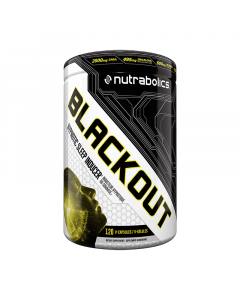 Nutrabolics Black Out 120 Veggie Capsules