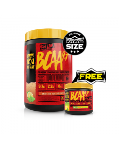 Mutant BCAA 9.7 King Size 90 Servings + 10 Servings FREE!