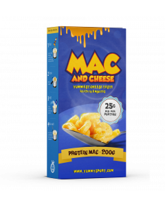 Yummy Sports Protein Mac & Cheese 200g