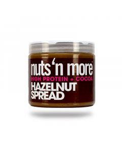 Nuts N' More High Protein Hazelnut Butter Chocolate Hazelnut