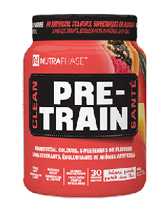 Nutraphase Clean Pre-Train 30 Servings