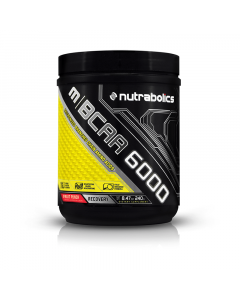 Nutrabolics M- BCAA 6000 30 Servings