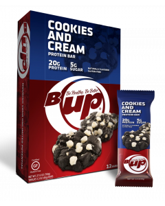 Yup Brands B-Up Bar 12 Per Box